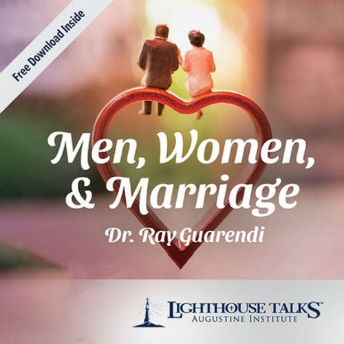 Men, Women, & Marriage (CD)