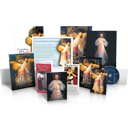 Consoling the Heart of Jesus - Coordinator Packet + Book