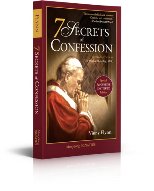 7 Secrets of Confession - Book