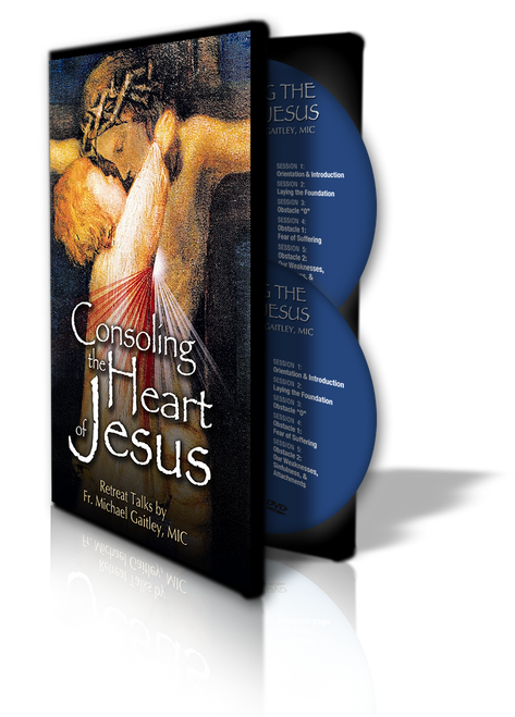Consoling the Heart of Jesus - Group Retreat DVD