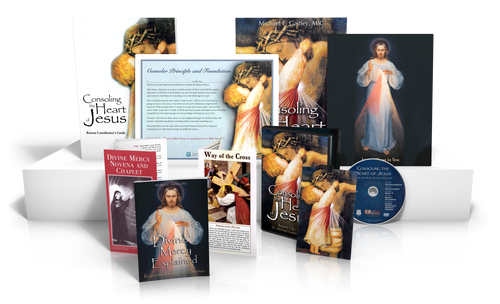 Consoling the Heart of Jesus Coordinator Kit (WITHOUT book)