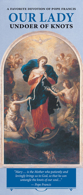 Our Lady Undoer of Knots - Pamphlet (50 Pack)