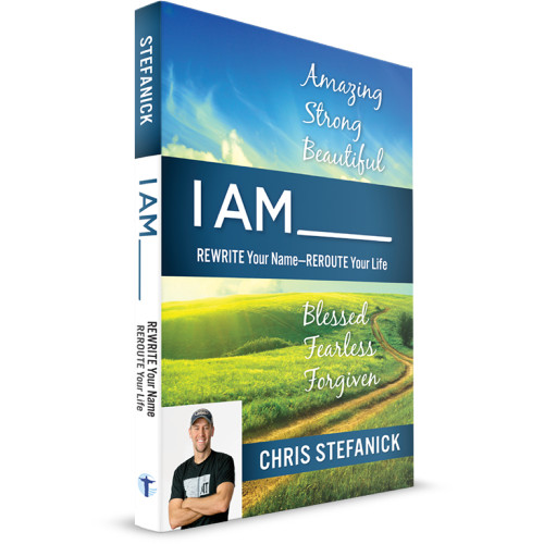 I am ____: Rewrite your Name-Reroute your Life (Paperback)