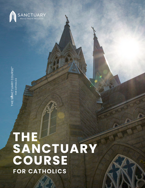 The Sanctuary Course for Catholics Coursebook
