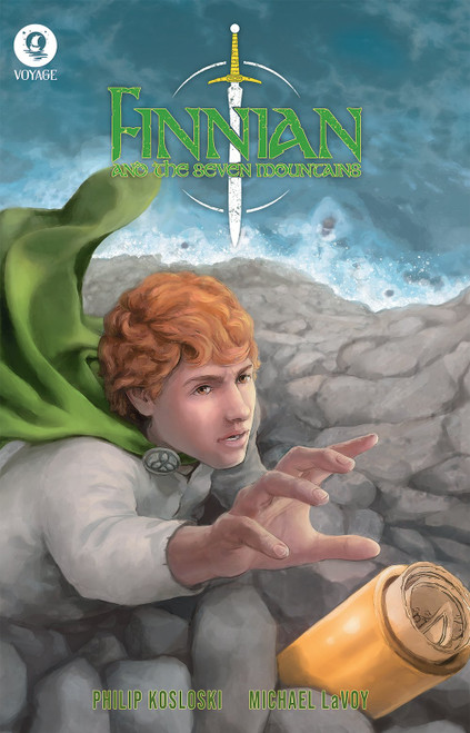 Finnian and The Seven Mountains: Volume I: Issues 1-4