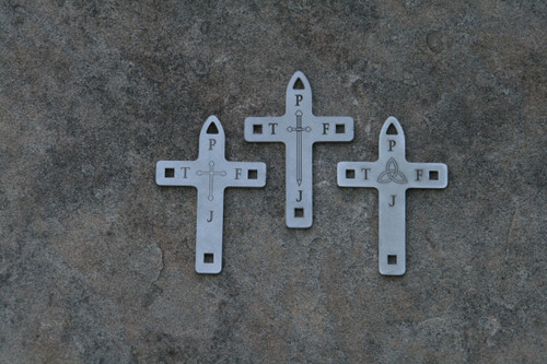 Trinity Cross (Far right)