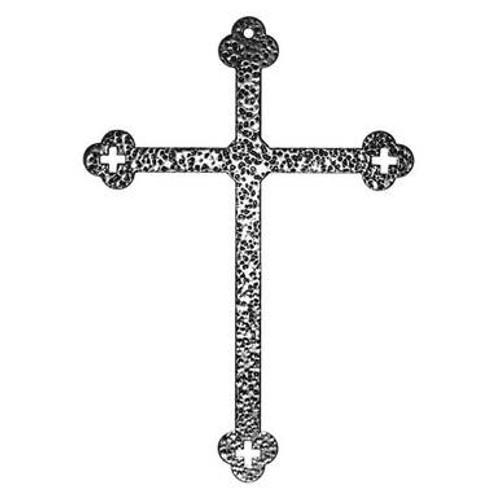 Sacramental Cross (Silver Vein)