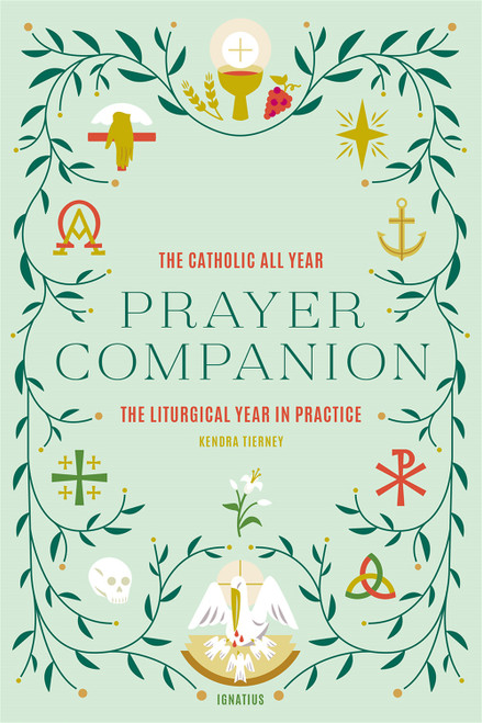 The Catholic All Year Prayer Companion Cover Page