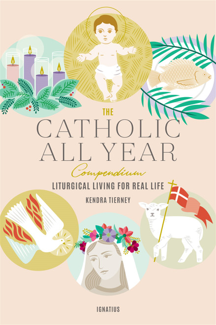 The Catholic All Year Compendium Cover Page
