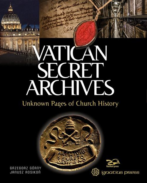 Vatican Secret Archives Cover Page