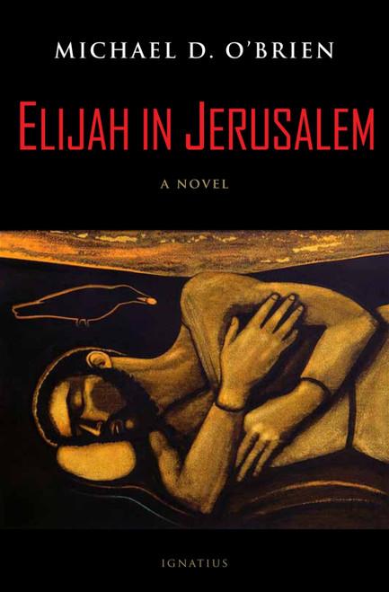 Elijah in Jerusalem Cover