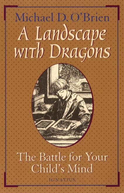 Landscape with Dragons: the Battle for your Child's Mind cover page