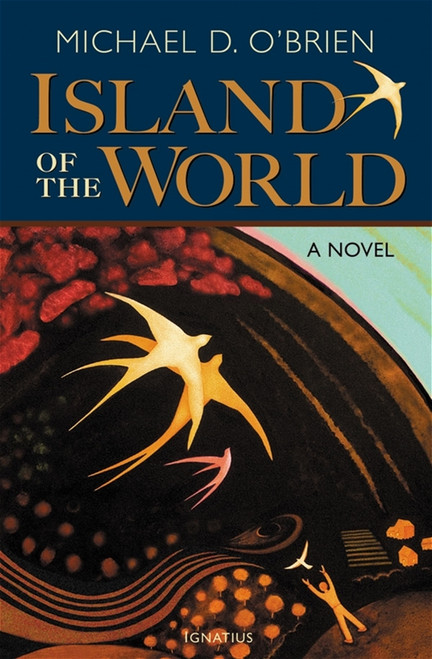 Island of the World: A Novel Cover Page