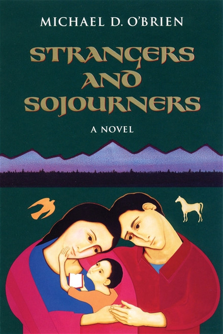 Strangers and Sojourners Cover