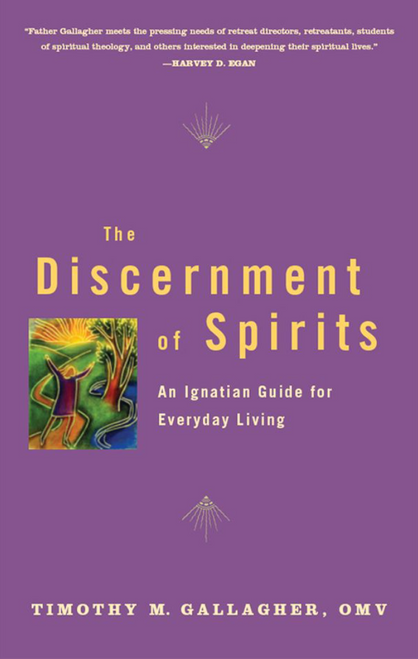 The Discernment of Spirits: Cover Page