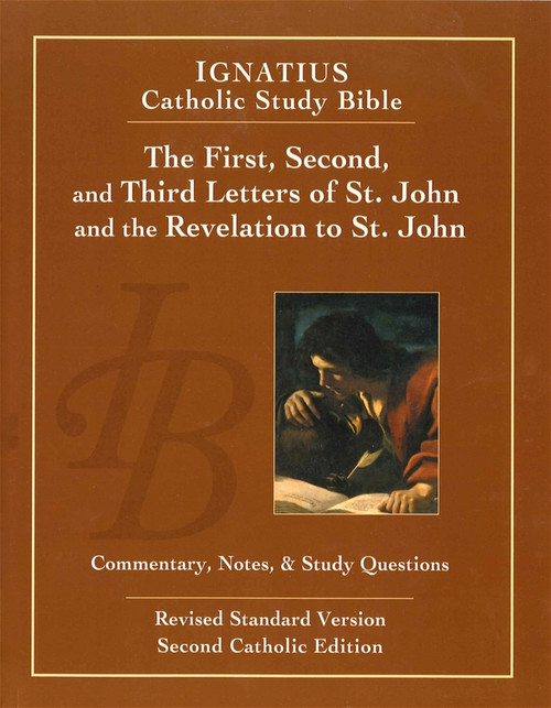Cover of The First, Second and Third Letter of St. John and the Revelation to John