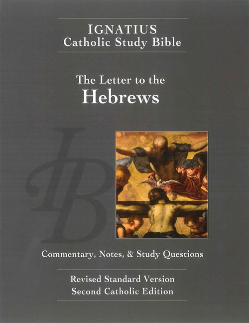 Cover of The Letter to the Hebrews