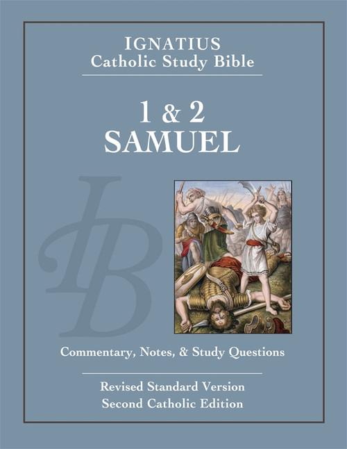 Cover of 1 & 2 Samuel: Ignatius Study Bible