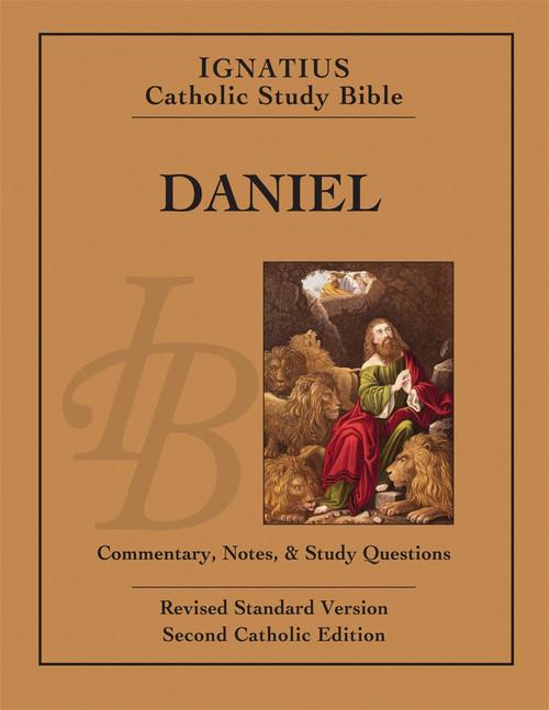 Daniel: Ignatius Catholic Study Bible Cover