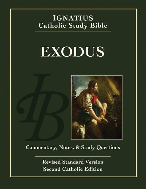 Exodus: Ignatius Catholic Study Bible Cover