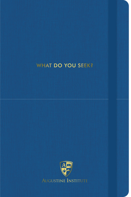 The Search Journal in Blue