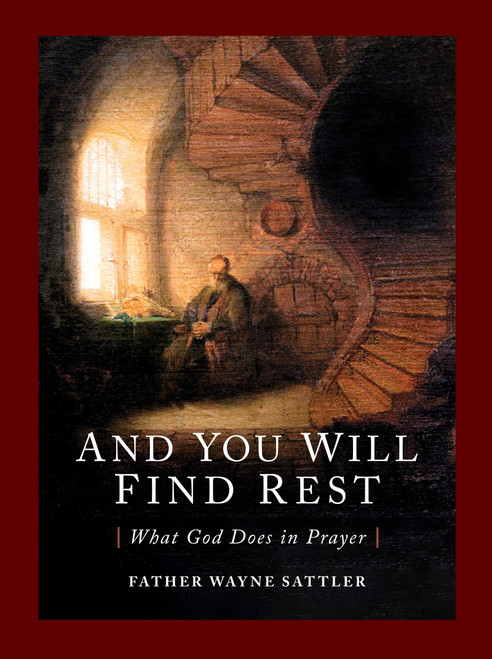 And You Will Find Rest Cover