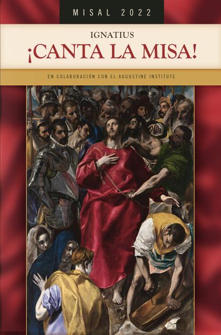 Canta la misa - Ignatius Pew Missal: Congregational Edition 2022 - Cycle C - SPANISH