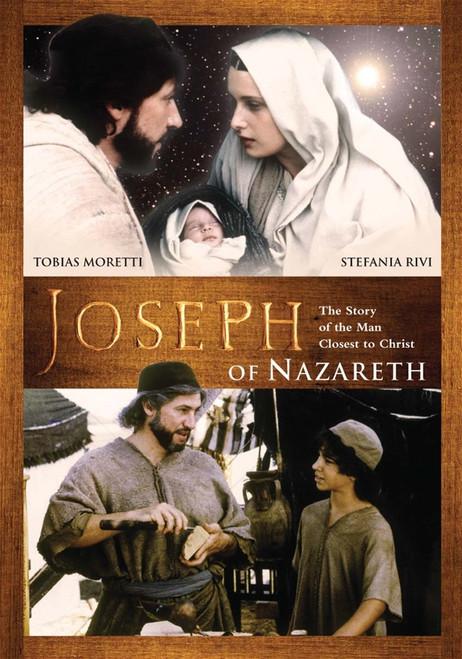Joseph of Nazareth DVD cover
