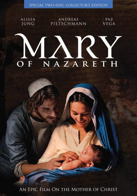 Mary of Nazareth DVD cover