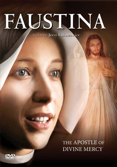 Faustina: Apostle of Divine Mercy DVD cover