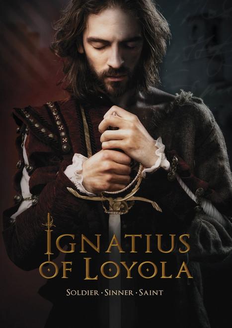 Ignatius of Loyola DVD cover