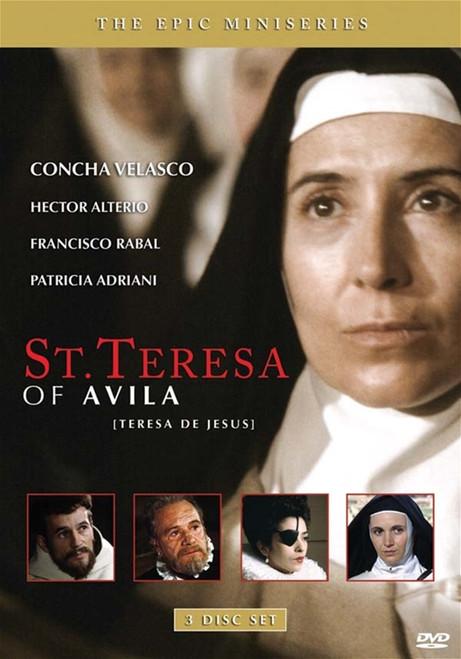 St. Teresa of Avila DVD Cover