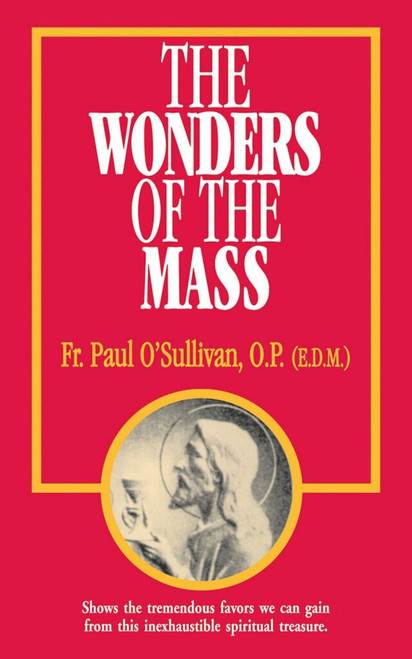 Wonders of the Mass booklet