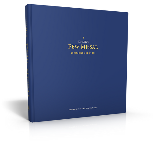 Ignatius Pew Missal: Ordinaries and Hymns - 3-Ring Binder