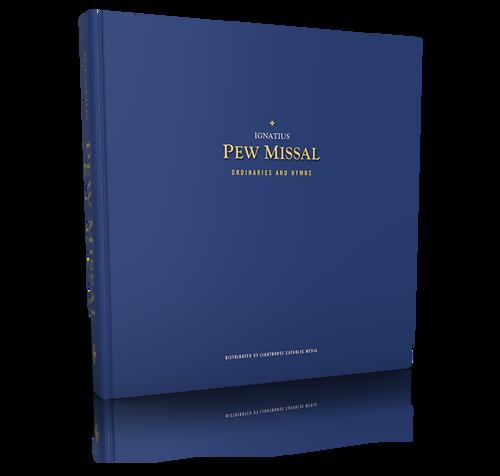 Ignatius Pew Missal: Ordinaries and Hymns - 3-Ring Binder Kit