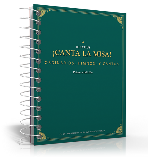 Ignatius Pew Missal: Canta la Misa: Ordinarios, Himnos, y Cantos - Spiral Bound