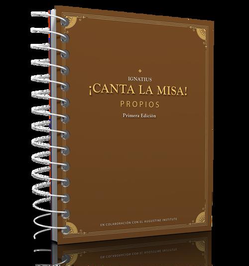 Ignatius Canta la Misa: Propios - Spiral Bound