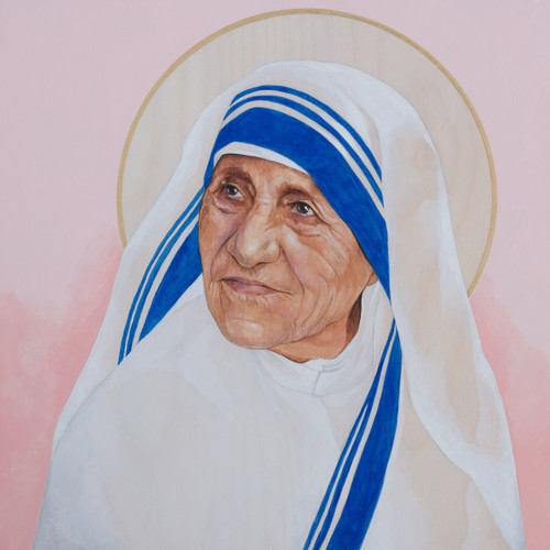 St. Mother Teresa of Calcutta Print