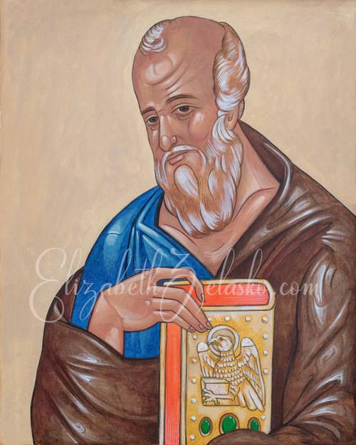 Gospel Writer John Print
