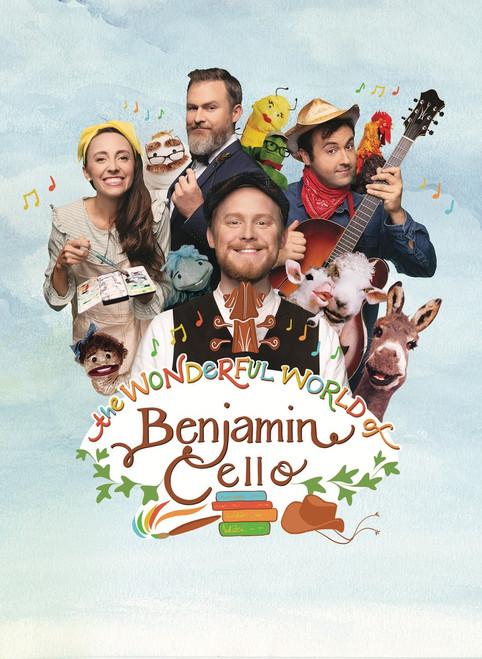 Benjamin Cello DVD Poster