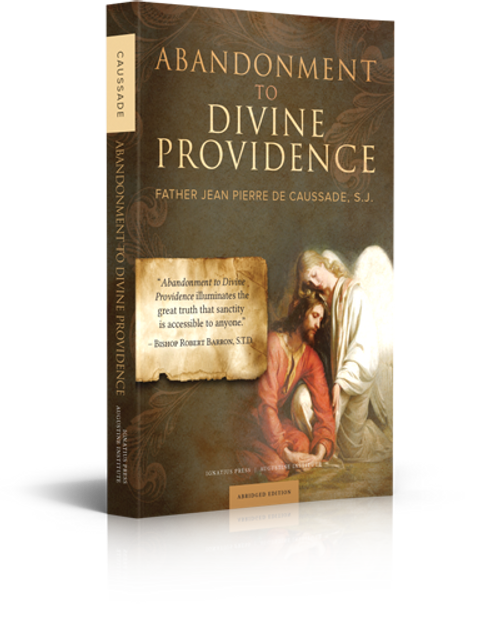 Abandonment to Divine Providence (Paperback)