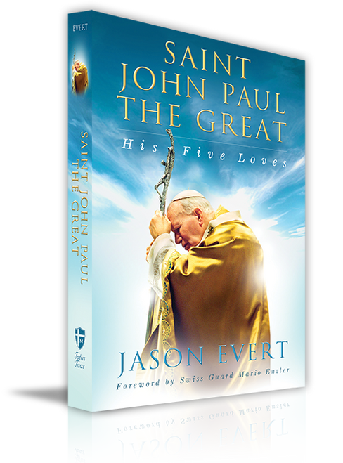 Saint John Paul The Great: His Five Loves (Paperback)