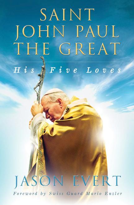 Saint John Paul The Great - Book