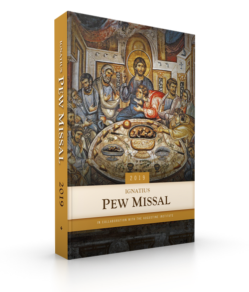 Ignatius Pew Missal: Congregational Edition 2019 - Cycle C
