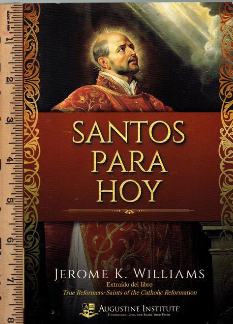 Santos Para Hoy (Paperback)