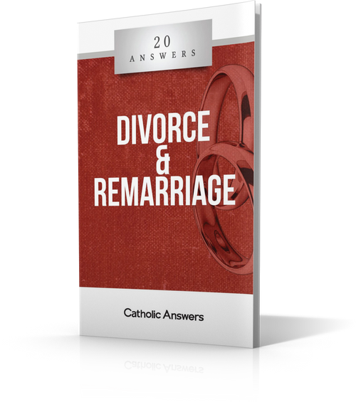 Divorce and Remarriage - Booklet