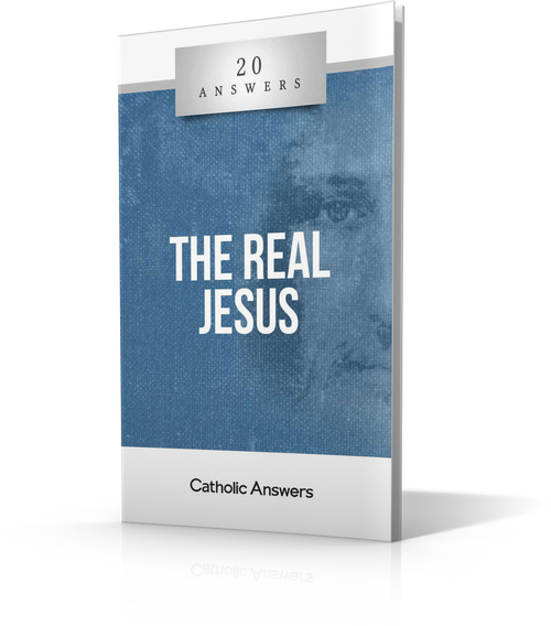 The Real Jesus - Booklet