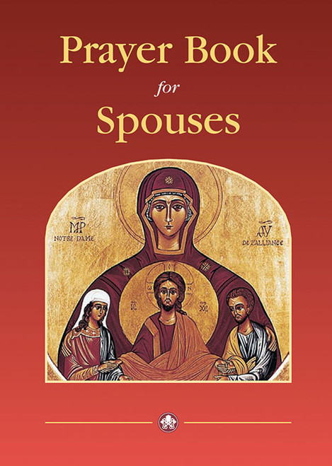 Prayer Book for Spouses - Booklet