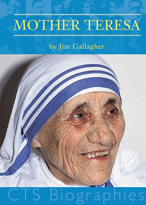 Mother Teresa - Booklet