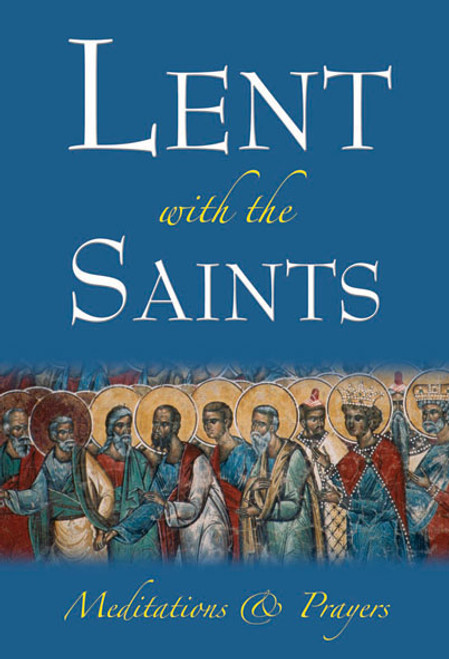 Lent with the Saints - Booklet